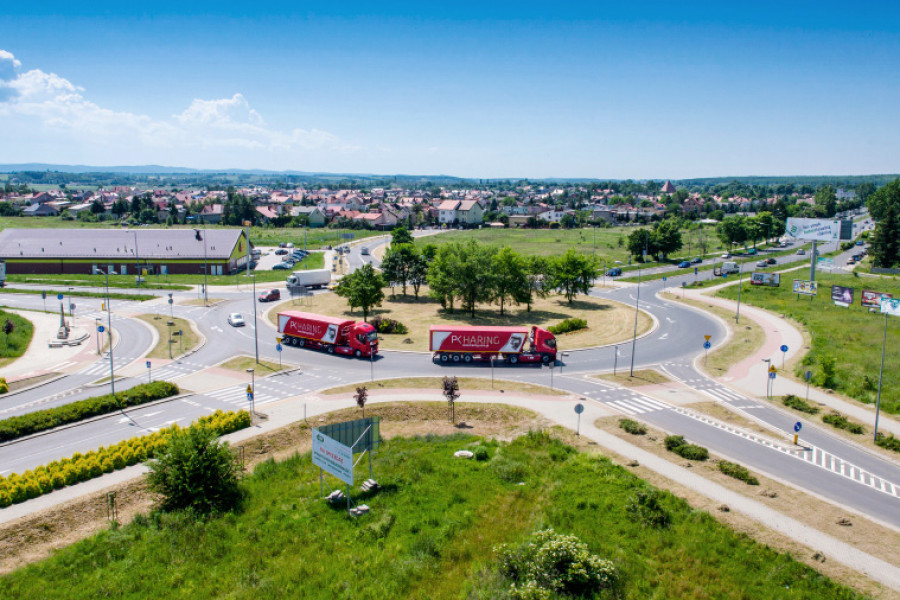 FLYIMAGE - Haring logistics – Legnica
