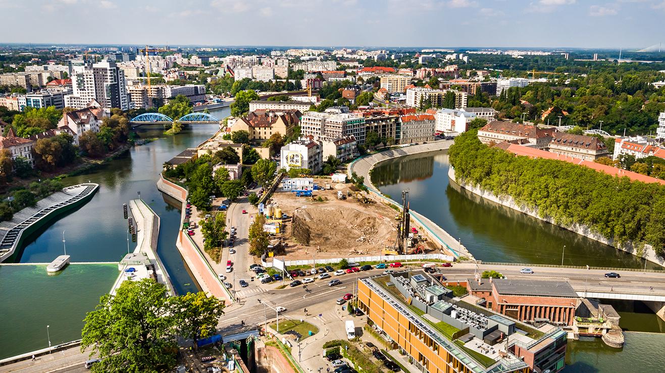 Infrastruktura Wrocław